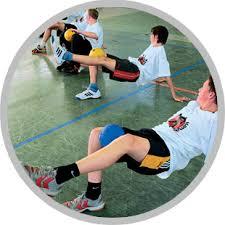 دانلود کتاب لاتین آموزش هندبال (Basic handball)