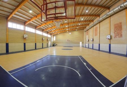 سالن ورزشی مروارید
