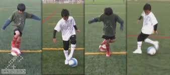 کلیپ آموزشی دریبل فوتبال
